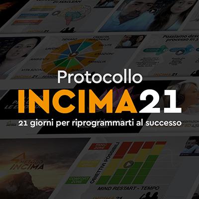 Vuoi ricevere assistenza o informazioni sul Corso Protocollo INCIMA21?